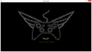 ASCII Borne Games Logo by Sidneys1