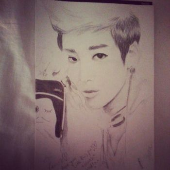 kevin~~ ^^ by kevinini