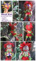 Skull Kid Doll by scilk