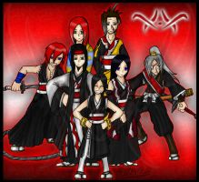 The Akuma Clan : Redux by Diyaru4500