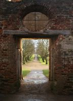 Houghton House 12  - Stock by OghamMoon