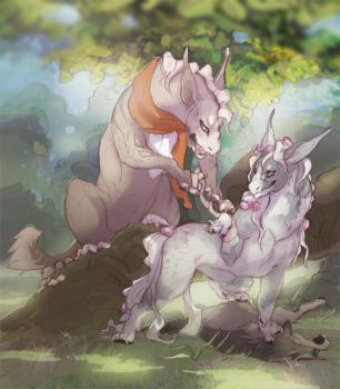 WoR: Hunt and Heal by skulldog