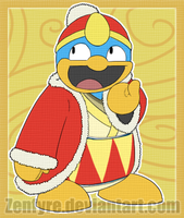 King Dedede APPROVES by Zenfyre