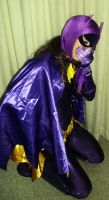 66 Batgirl Cosplay Photo Story Chapter 9- Antidote by ozbattlechick