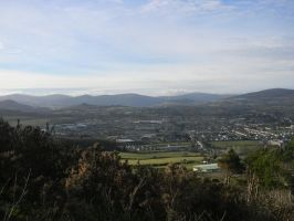View From Bray Head by pixelwhore88