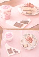 teatime mimicry by skygazing