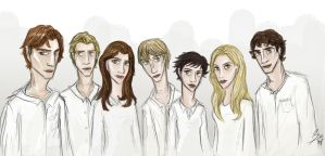The Cullens by fishbizkit