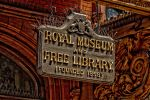 Royal museum and free library by forgottenson1