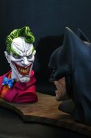 Batman Joker 3 by ThiagoProvin