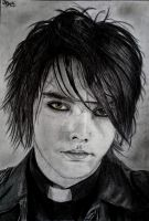Gerard Way by UnearthedSoul