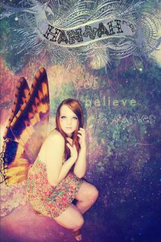 i do believe in faeries! by hannahroseison