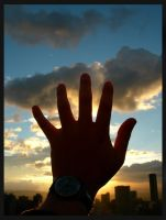 hand by tomegatherion