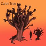 Calot Tree by Spearhafoc