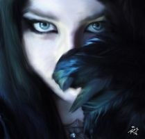 As the crow flies by Tr1nks1e