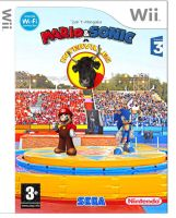 Mario et Sonic a Intervilles by Y-Mangaka