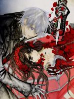 Vampire Knight Yuki And Zero by JayNightDreams811