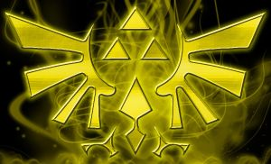 Hylian Triforce by MagnumMaster