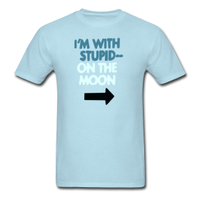 Futurama I'm With Stupid Shirt by Enlightenup23