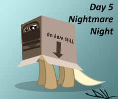 Bootcamp Day 5: Nightmare Night by Sintakhra