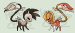 Plant Pony Adopts ~OPEN~ by Esarts-Adopts