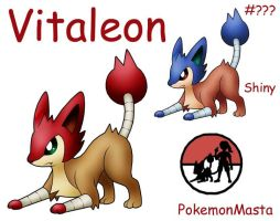 Vitaleon by PokemonMasta