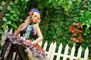 Soul Doll : Flower by oruntia