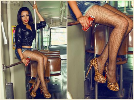 Cola and Louboutin by RomanceXGirl