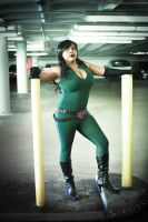 Cosplay - Viper / Madame Hydra by XxSaraiyu-StockxX
