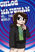 Chloe Maugham vs. The World by clockincomics