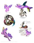 Discord And Screwball 2 by MelissaTheHedgehog
