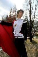 Tuxedo Mask - Artbook 3 by Berry-Cosplay