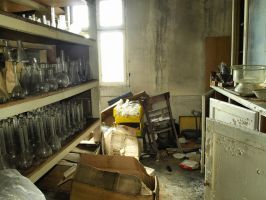 Old Laboratory 1 by waclawq