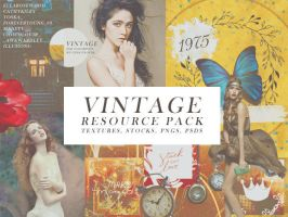 Vintage pack by Swimmergirl97