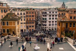 Marry me in Roma by MissPoc