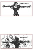 244 : Death Note : Yaoi Time 6 by witegots