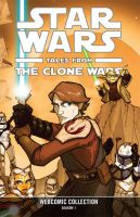 Clone Wars Season 1 TPB Cover by grantgoboom