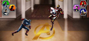 MARVEL: CIVIL WAR - THE GAME by Copicat123