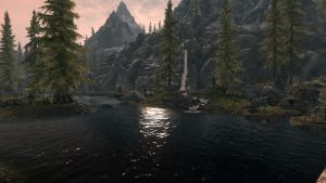 The Beauty of Skyrim by Conn1321
