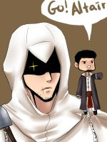 Altair and Malik by omer-yaoi-love
