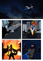 Reynard City - issue.17 Pg.11 by MrHades