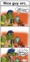 cute orc are not cute by anzareveange