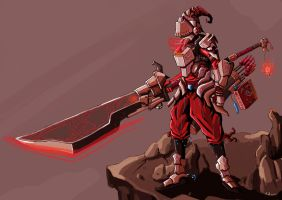 Monster Hunter Cell Shaded by ShinoShoe26