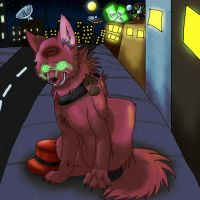 I Make A Good City Dog by SasoriDanna94