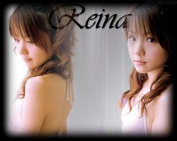 Tanaka Reina Wallpaper 2 by DOMOodo