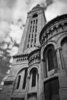 Sacre Tower by lordofthestrings86