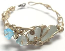 Atlantis Found Bracelet by sojourncuriosities