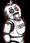 chica by Chilldie-Maky