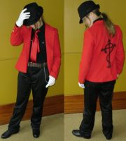 Mobster Edward Elric by MLConley