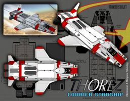 2300AD Thorez Courier by biomass