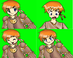RPGXP Arshes portraits by EricMor